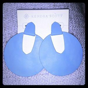 Kendra Scott Diane Matte Earrings
